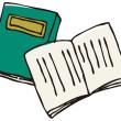 小冊子にもいろいろ。くるみ製本、中綴じ製本・・・